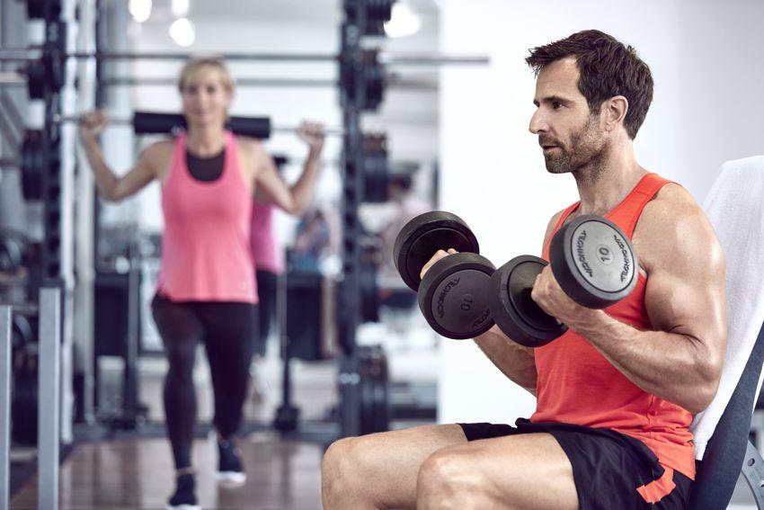 Migros Fitnessanlagen 1