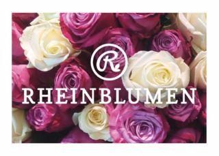 Rheinblumen Logo