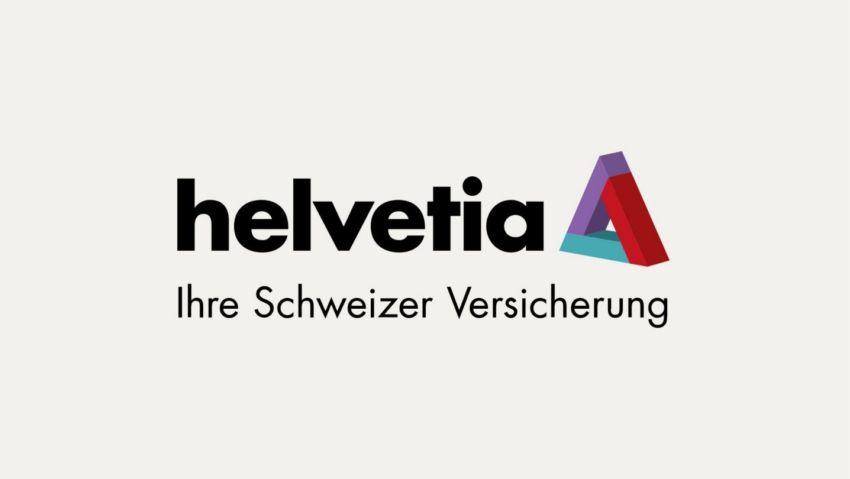 Helvetia logo tagline de